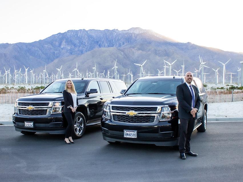 Limo, Black car service,  driver, Superior ride, Palm Springs