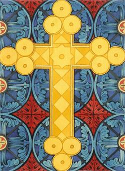 Byzantine Cross #2