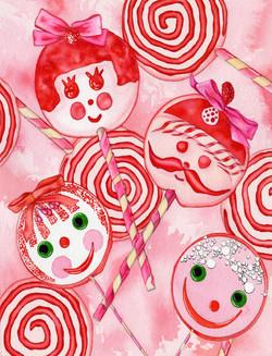 Lollipop Family #16