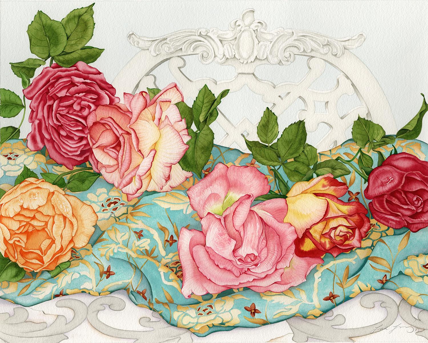 Las Rosas DE La Renta #146