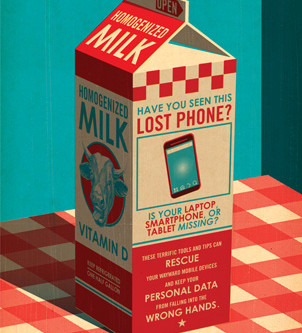 Increase your chances of finding your lost phone.