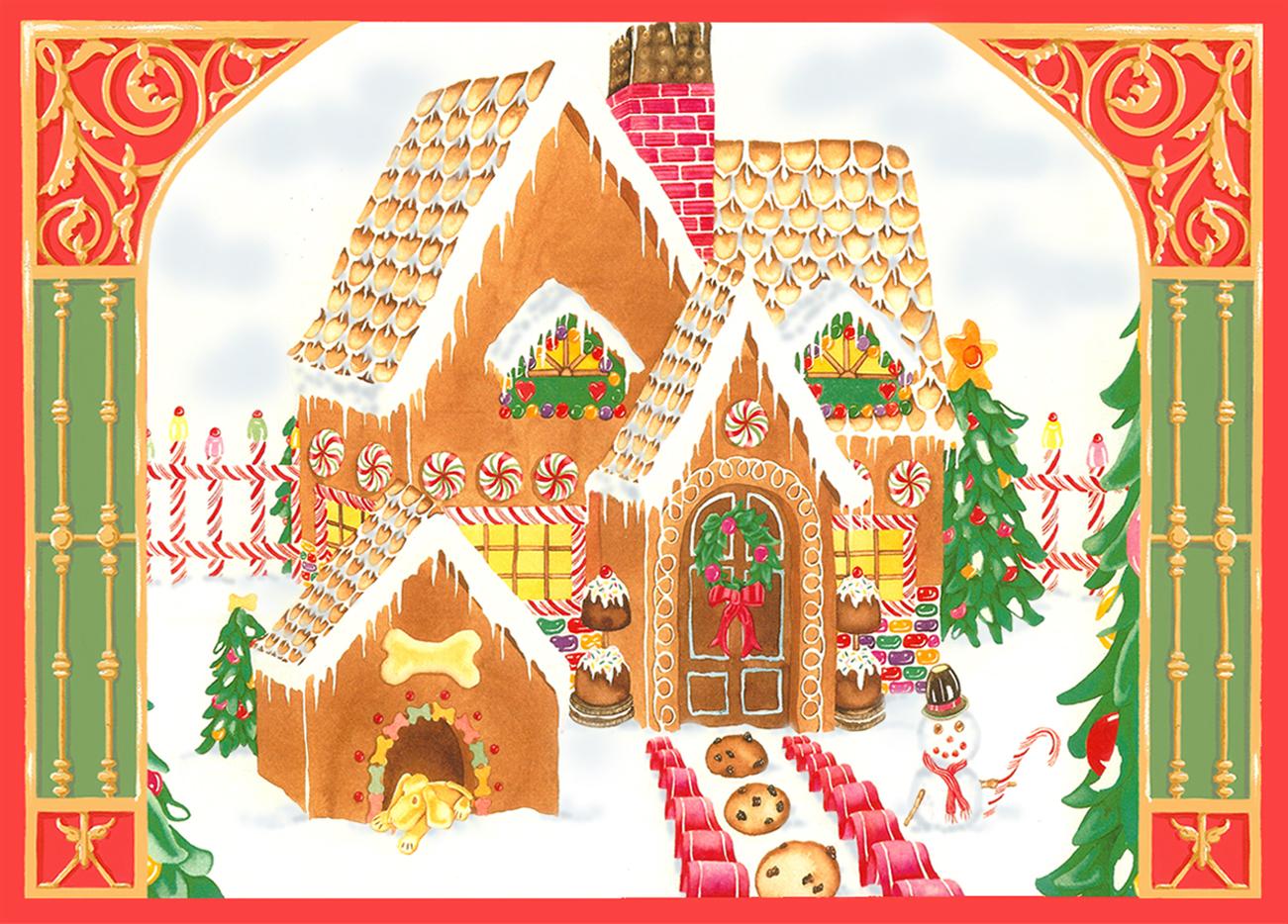 Gingerbread Fantasy #106