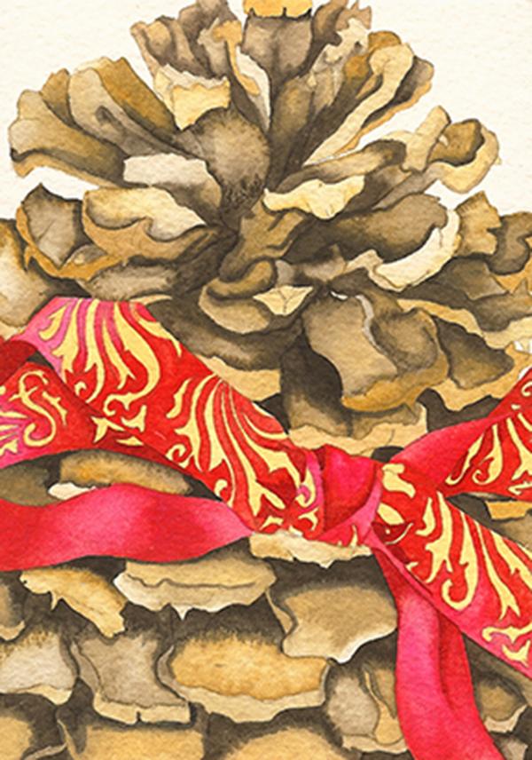 Christmas Cone #28