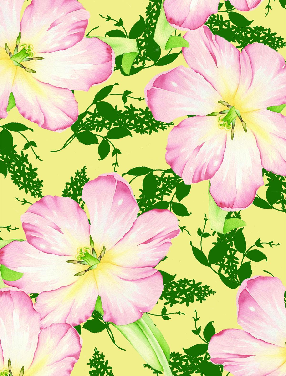 Vintage Floral #97