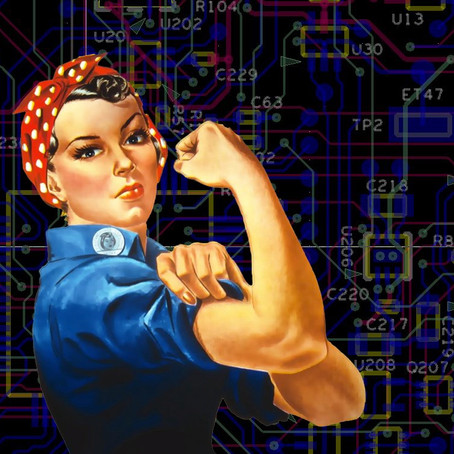 Women In Technology: Innovative, Heroes and Power Influencers