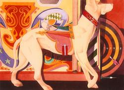 Carousel Dog #54