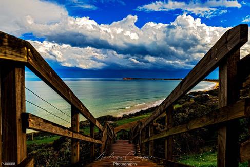 P00008 - Paradise Stairs
