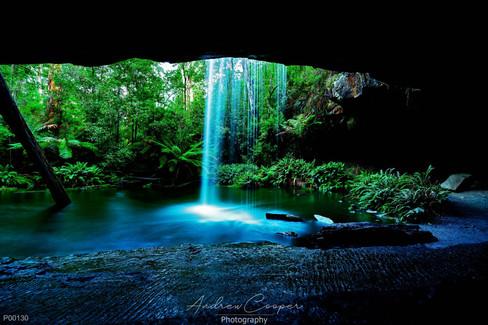 P00130 - Sheltered - Lower Kalimna Falls