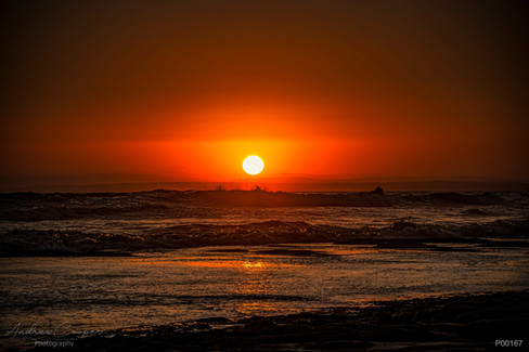 p00167 - Sunset Fire