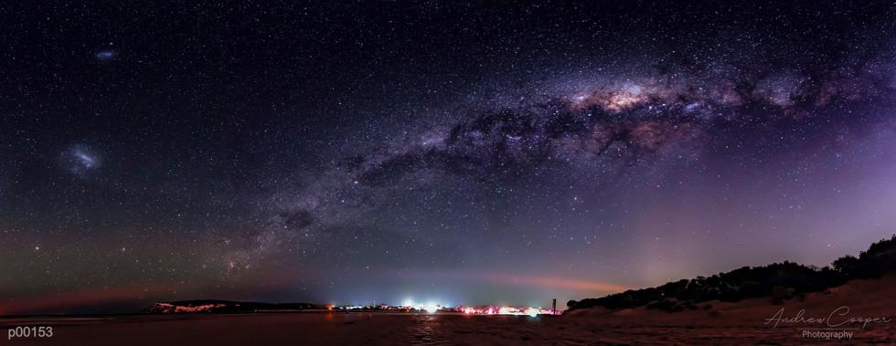 p00153 - Milky Way Over Barwon Heads