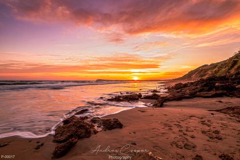 P00017 - HalfTide Sunset