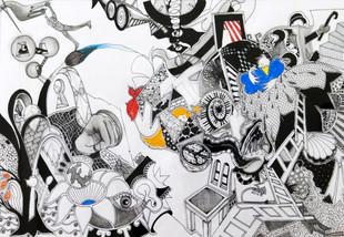 Composition imaginative