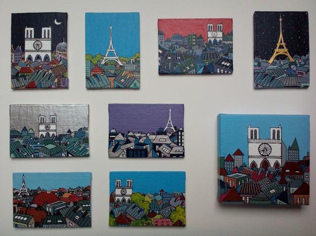 Paris Petit Format