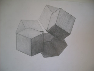 Cube - projections