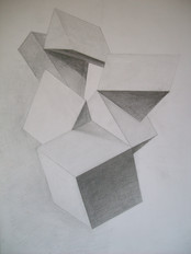 Cube - projection 2