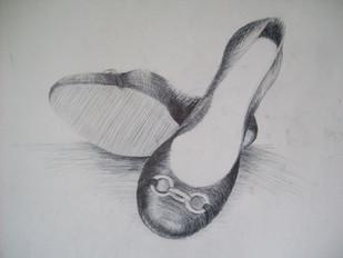 Chaussures - étude.