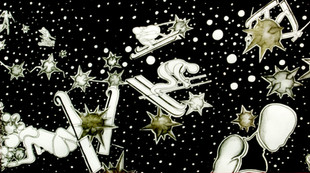Slalomer entre les étoiles