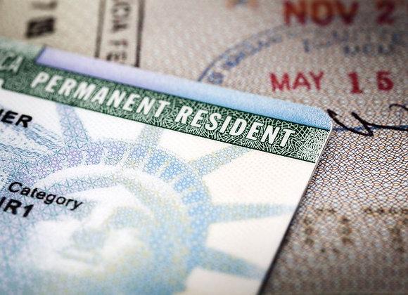 Cambio de residente temporal a residente permanente