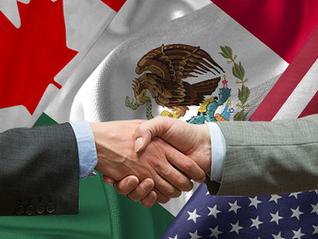 MÉXICO ESTÁ LISTO PARA INICIAR LA SEGUNDA RONDA DE NEGOCIACIONES DEL TLCAN EN LOS PRÓXIMOS DÍAS, A P