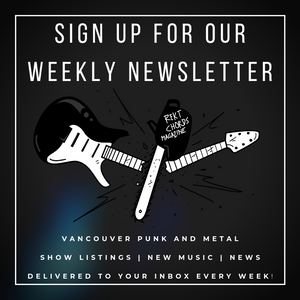 Rekt Chords Magazine Weekly Newsletter Signup