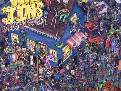 Album Review: The Jins | Death Wish EP