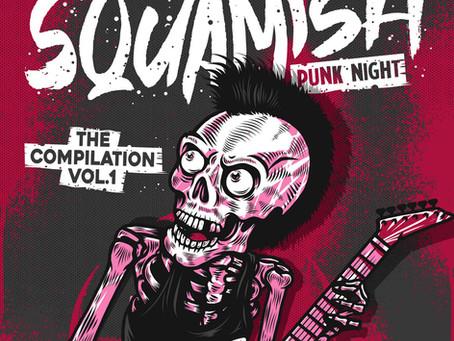 SQUAMISH PUNK NIGHT'S HARD-HITTING COMPILATION KEEPS THE FESTIVAL'S SPIRIT ALIVE