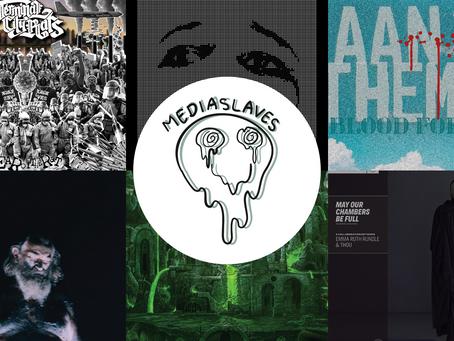 MEDIASLAVES' TOP 9 ALBUMS OF 2020