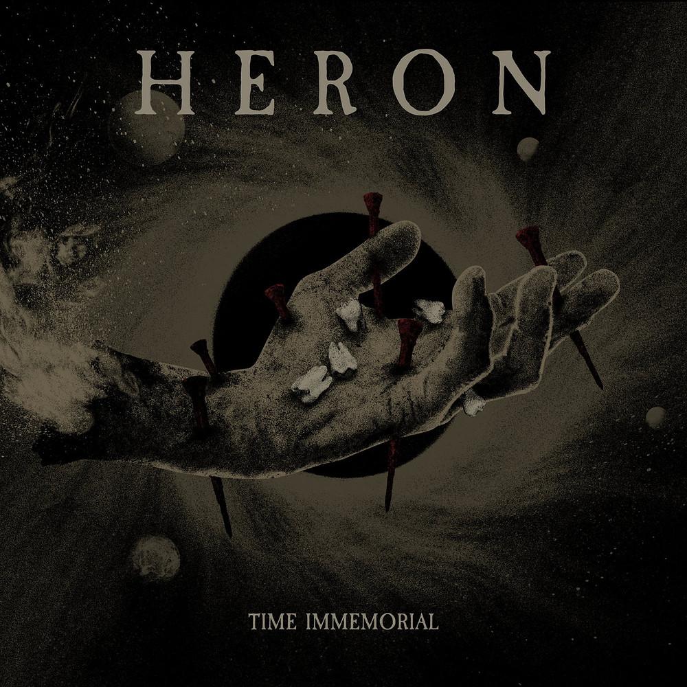 Heron - Time Immerorial Album Cover | Rekt Chords Magazine