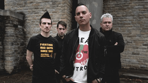 ANTI-FLAG SEES THROUGH CORRUPTION WITH 20/20 VISION