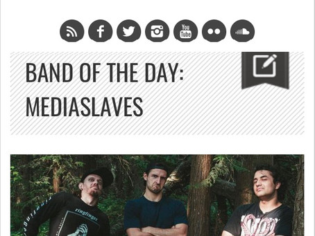 MOSHVILLE TIMES BAND OF THE DAY INTERVIEW