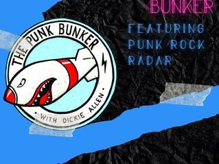 MEDIASLAVES ON 'THE PUNK BUNKER'