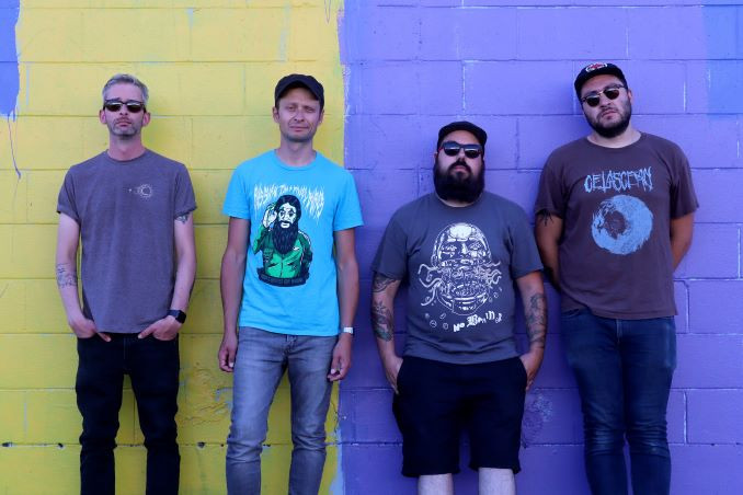 QUIT IT! IS CREATING PUNK ROCK FOR A BETTER TOMORROW