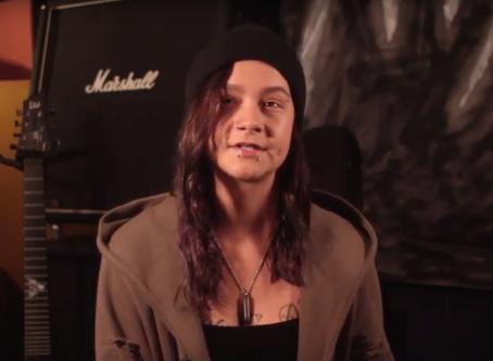 WATCH: KAIJA KINNEY METALOCALYPSTICK FEST INTERVIEW | SUPPORT THE SCENE