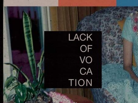 LAVERNE'S LACK OF VOCATION FINDS OPTIMISM IN ABSURDITY