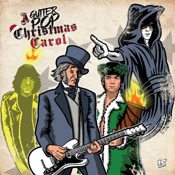 THE TARLEKS WANT TO WISH YOU A PUNKY LITTLE CHRISTMAS