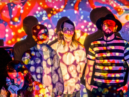 WEEP WAVE Unleash Psychedelic Artistry to Avoid Amassing A Mess