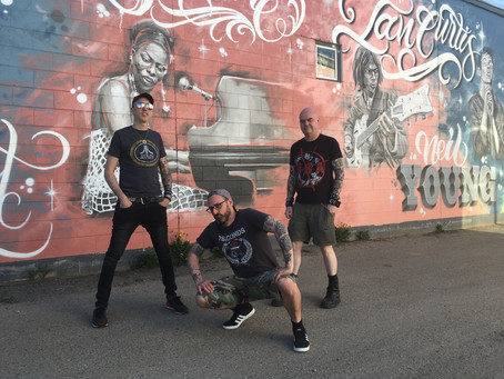 RIPCORDZ: TOP 5 MOMENTS FROM THEIR 40 YEARS OF DESTRUCTIVE CANADIAN PUNK ROCK