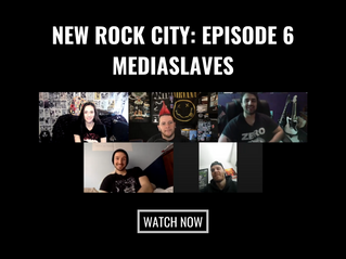 MEDIASLAVES VIDEO INTERVIEW ON NEW ROCK CITY