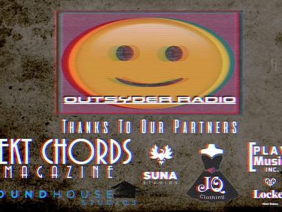 STREAM: OUTSYDER RADIO OCTOBER 20, 2019