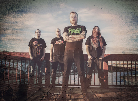 DISPLAY OF DECAY Decimates Listeners With Brutal Artistic Mutilation