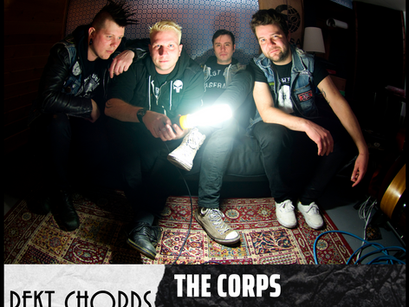 REKT CHORDS PODCAST 002: THE CORPS