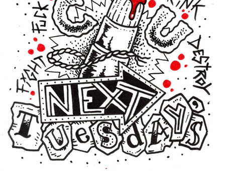 Album Review: the C U Next Tuesdays | Fight, Fuck, Drink, Destroy