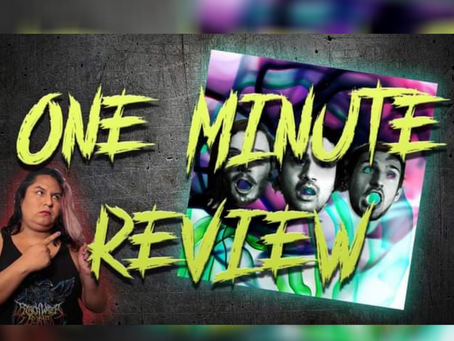 """""""MANIPULATE ME"""" VIDEO-REVIEW ON 'ONE MINUTE REVIEWS'"""