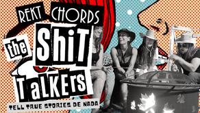 THE SHIT TALKERS TELL TRUE STORIES DE NADA