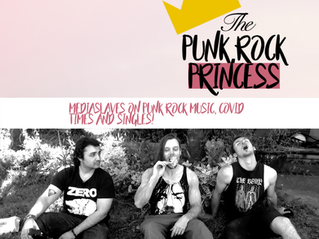PUNK ROCK PRINCESS FEATURE INTERVIEW