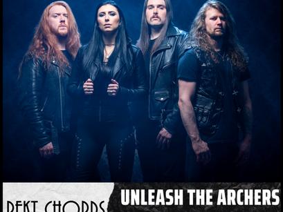 REKT CHORDS PODCAST 001: UNLEASH THE ARCHERS
