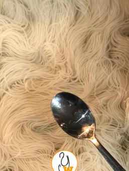 yarn and spoon