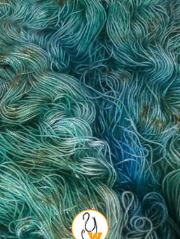 Neptune's Beard dyebath