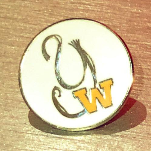 enamel logo pin badge