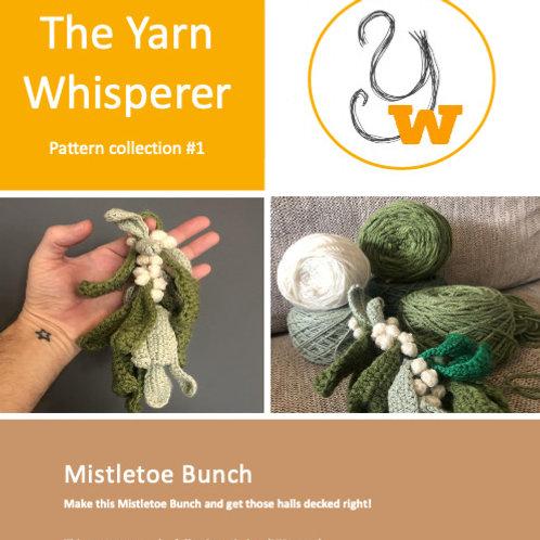 Mistletoe Bunch Crochet Pattern